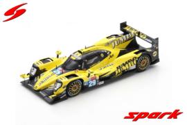 Spark Oreca 07 - Gibson - Racing Team Nederland #29 de Vries - van der Garde - van Eerd 1:43 24H Le Mans 2020