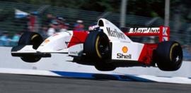 Minichamps McLaren Ford MP4/8 Mika Häkkinen 1:43 Japanese GP 1993 - Marlboro