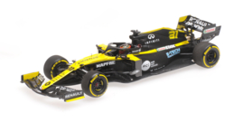 Minichamps Renault DP World F1 Team R.S.20 Esteban Ocon 1:43 Launch Spec 2020