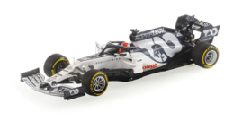 Minichamps Scuderia AlphaTauri Honda AT01 Daniil Kvyat 1:43 Launch Spec 2020