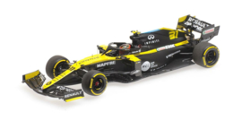 Minichamps Renault DP World F1 Team R.S.20 Esteban Ocon 1:43 Austrian GP 2020