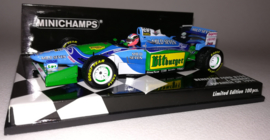 Benetton Ford B194 Johnny Herbert Japanese GP 1994 'Mild Seven'