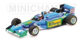 Benetton Ford B194 Johnny Herbert Australian GP 1994