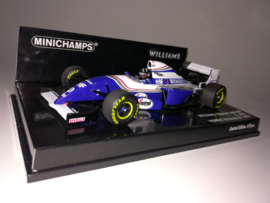 Williams Renault FW16 Damon Hill Winner Belgian GP 1994