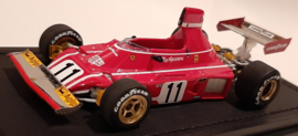 GP Replicas GP43-01B Ferrari 312 B3 1974 #11 Clay Regazzoni 1/43