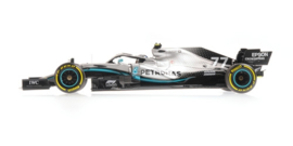 Minichamps Mercedes-AMG W10 Valtteri Bottas 1/18 2nd Place Chinese GP 2019