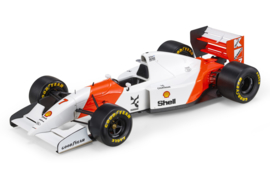 GP Replicas GP52B McLaren Ford MP4/8 1993 #7 Mika Häkkinen 1:18