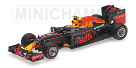 Minichamps Red Bull RB12 Max Verstappen 1/43 3rd Place German GP 2016