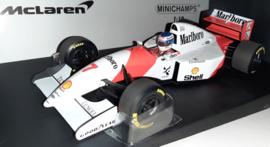 Minichamps McLaren Ford MP4/8 #7 Mika Häkkinen 1:18 Japanese GP 1993 Marlboro
