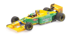 Benetton Ford B193B Michael Schumacher 1/43 Winner Portuguese GP 1993