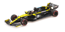 Minichamps Renault DP World F1 Team R.S.20 #3 Daniel Ricciardo 1:43 3rd Place Eifel GP 2020 - Nürburgring