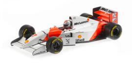 Minichamps McLaren Ford MP4-8 Michael Andretti 1/18 European GP 1993 Donington Park