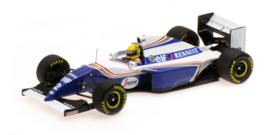 Williams Renault FW16 Ayrton Senna 1/43 Brazilian GP 1994