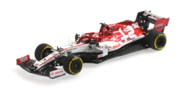 Minichamps Alfa Romeo Racing Orlen C39 Antonio Giovinazzi 1/43 2020 Launch Spec