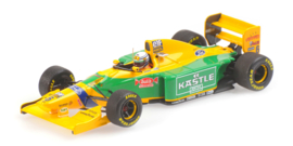 Benetton Ford B193B Riccardo Patrese 1/43 3rd Place British GP 1993