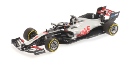 Minichamps Haas F1 Team VF-20 Romain Grosjean 1/43 2020 Launch Spec