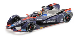 Formula E Season 5 Envision Virgin Racing #4 Robin Frijns 1/43
