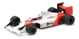 McLaren Honda MP4-4B Emanuele Pirro Test Car 1988