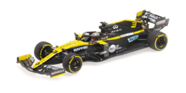 Minichamps Renault DP World F1 Team R.S.20 Daniel Ricciardo 1:43 Launch Spec 2020
