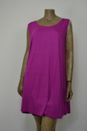 Normal Crazy Shirt A line Dress rose / pink