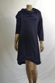 Boris jurk zwart/paars nr. 2100 mt 5