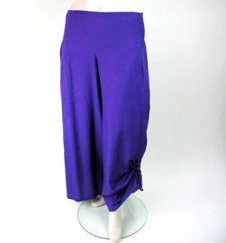 Luna Pants Comfort 54B 14 purple