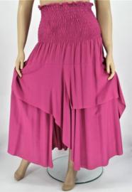 Luna rok Abbey 09 pink