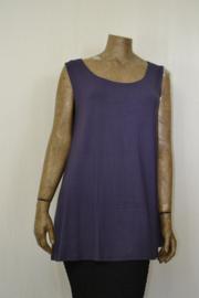 Normal Crazy Shirt A line dark purple 78  cm