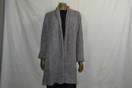 Billy B Jacket Cardigan Max 14 Grey XL/XXL