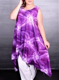 Luna tuniek Maxi XL 17 purplila