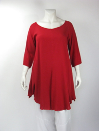 Luna Blouse Faith Krinkle 13redf
