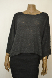 Billy B  trui / shirt Top Imma black