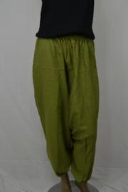 Double Dorji Broek suave groen