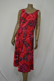 Normal Crazy Dress flair red mt. L Gr 24