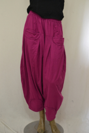 Normal Crazy Broek Sindy +10 Plum roze