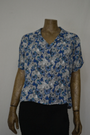Billy B Blouse B214 BB met kraag