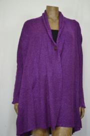 Billy B Cardigan Max 13 purple mt. L/XL