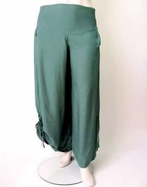 Luna Pants Comfort 54B 17 darkgreygreen