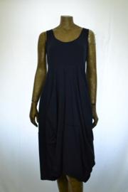 Boris jurk 4335 donkerblauw