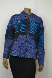 Laxman Vest met puntmuts L/XL XXL LC 17 blauwe bal