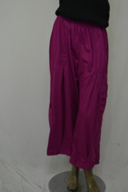 Normal Crazy Pant Ibiza plum roze