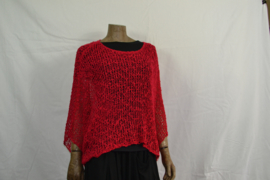Billy B Top Dinie Red