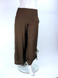 Luna Pants Comfort 54B 04 brown