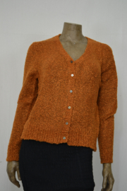 Billy B Vest  Cardigan Carrie clay