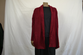 Billy B Cardigan Max Bordeaux