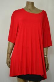 Disini / Billy B Shirt Poetry rood