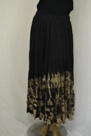 Disini Rok Thai Batik zwart