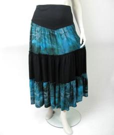 Luna skirt Didi 2 petrolblack