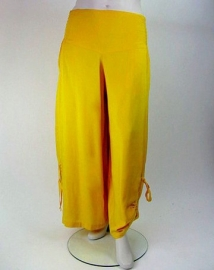 Luna Pants Comfort 54B 28 yellow