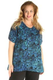 Luna blouse Honey 06  blueleaf